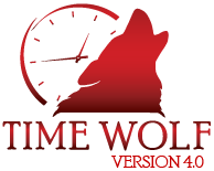Time Wolf Logo